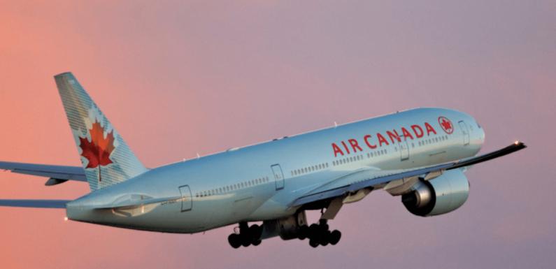Air Canada Flight Cancellation & Refund Policy