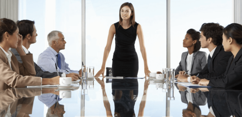 Top Leaders in Business