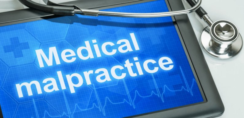Four reasons for making medical malpractice claims