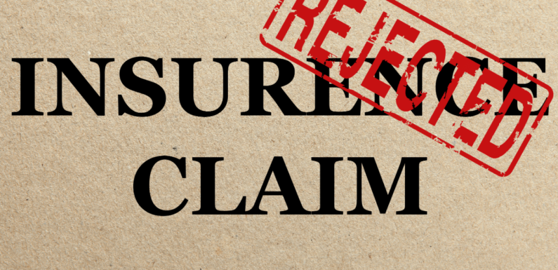 Top 10 Reasons for Health Insurance Claims Rejection