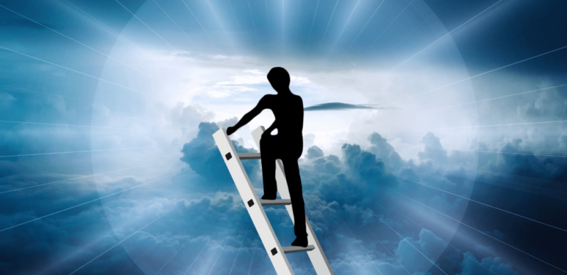 How to Move Up the Corporate Ladder with Minimal Friction