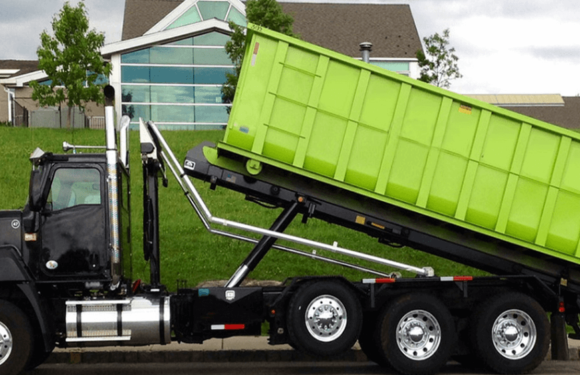 Dumpster Rental company has a service that offers