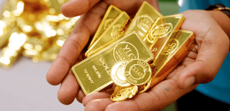 It's Time to Consider Investing in Gold