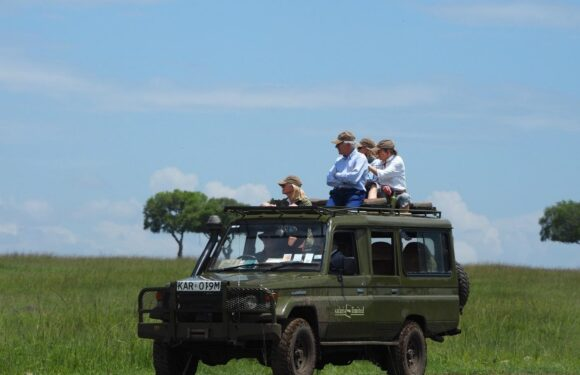 The Super 5 Luxury Hotels in Masai Mara