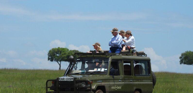 The Super 5 Luxury Hotels in Masai Mara