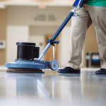 Janitorial Service and Commercial Office Cleaning