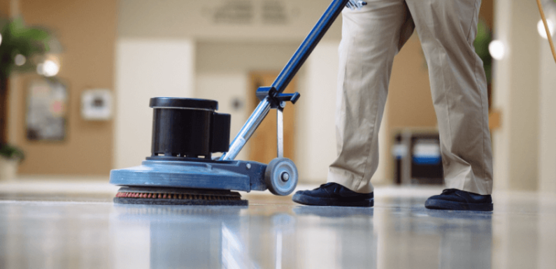 What Is the Difference between Janitorial Service and Commercial Office Cleaning?