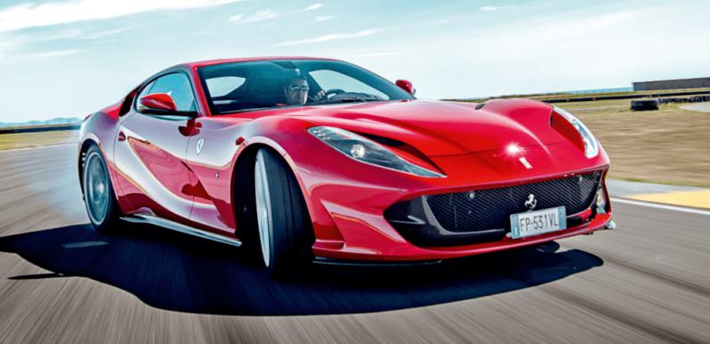 A Few Facts About Ferraris